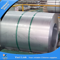 Plastic 410 stainless steel coil with cut edge