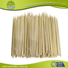 2015Hot Selling lower price bamboo sticks portable bbq