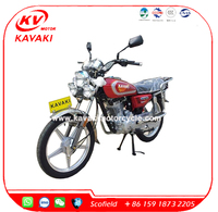 Classic Model CG150 Motorcycle Gas/Diesel Street Bike CKD/SKD packing japanese high quality new cg125 motorcycle