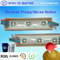 Clear electronics rtv silicone for potting LED