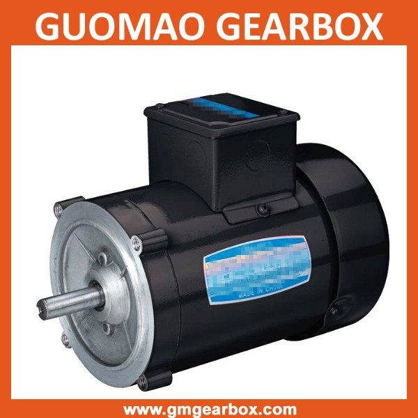 high quality 12v dc induction motor with gearbox
