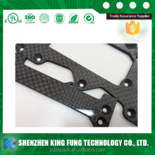 Factory directly production sell cnc cuting carbon fiber plate, carbon fiber sheet/board/panel