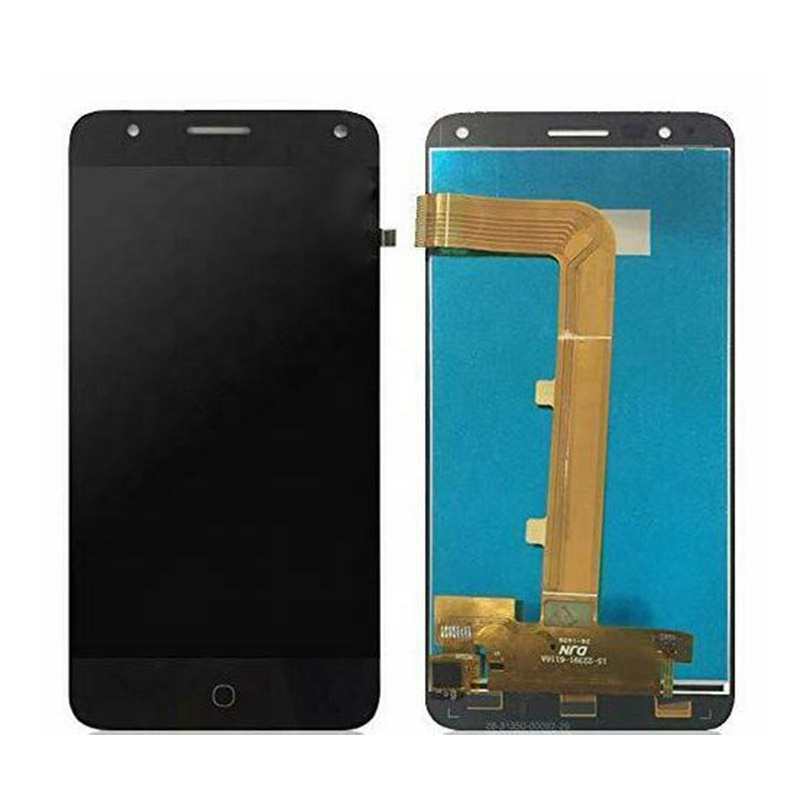 BLACK Touch Screen LCD Display Assembly For Alcatel OneTouch P0P 4 5051D 5051X