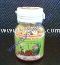 "Kapsul Herbal ""Temulawak Plus"""