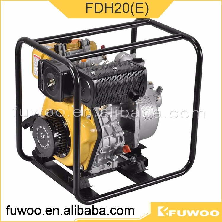Diesel Fdh20(e) Mini High Pressure Centrifugal Electric Water Pump For Garden