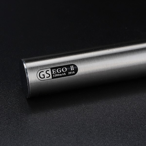 Authentic GS eGo II 3200mAh Standard Battery One week GS EGO II e-sigaretts