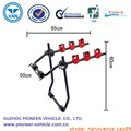 Car back steel bicycle rear rack(OEM Accepted)