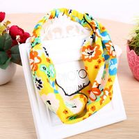 Professional Golden supplier 2016 hot sale adjustable elastic headbands for young girls