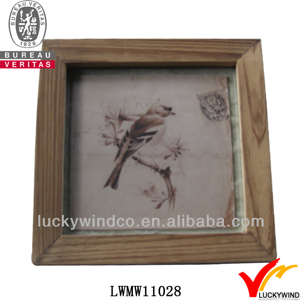happy shopping square shabby robin mdf frame as wood items to decorate