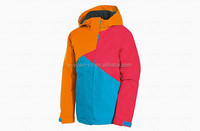2015 high quality popular sports apparel fashion dress snow jacket winter motorcycles