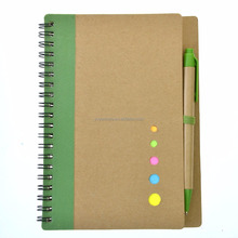 Promotion Notepad Custom Size a4 Spiral Notebook custom notebook