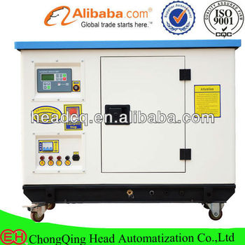 open/soundproof Natual gas generator set LPG/NG/GAS Silent Generator set