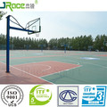 comfortable outdoor basketball court floor sport flooring material with CE certificate