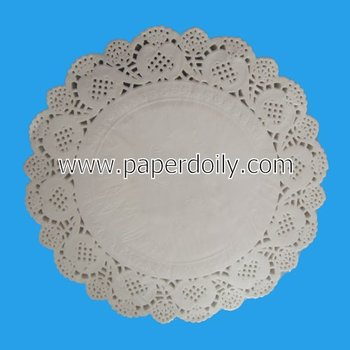 paper doilies bulk Order a 50 pack of round gold paper doilies from the paper lantern store and get bulk prices on these lovely paper placemats.