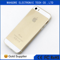 0.3mm TPU Ultra thin Case For iphone 5 case for iphone 5 soft case