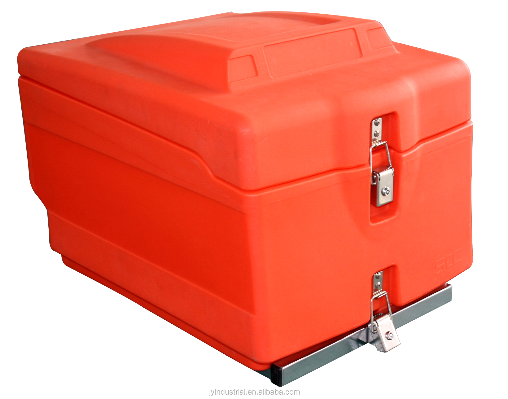 2014 plastic cooler box with handle 55l