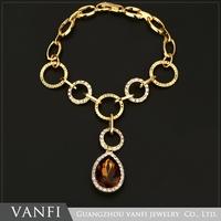 14k Gold Jewelry Wholesale circle Bracelets Bangles Gold Anklet Designs