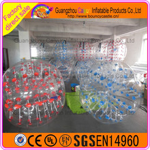 Factory price human inflatable bumper ball, bubble football for sale, inflatable bubble ball