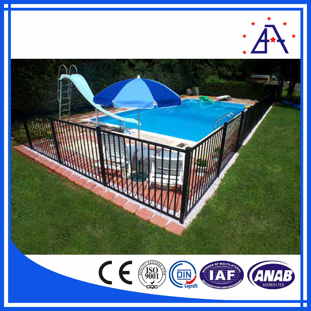 Hot Selling Safe Pool Fencing Options