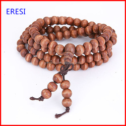Fashionable Buddha Wrap Bracelet Elastic Size Cheap Price Wooden Bead Mens Jewelry Bracelet