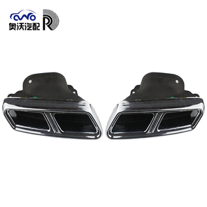 Top Quality Auto Car Exhaust Muffler Tail Pipe