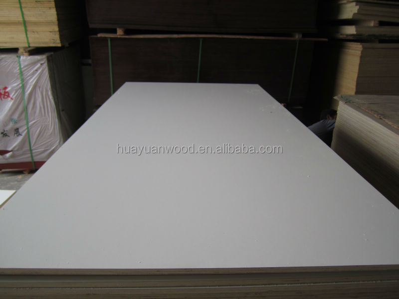 Ash HPL Laminated Plywood 1220X2440X18mm E1 glue