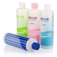 wholesale 500ml HDPE trigger sprays disinfection bottle