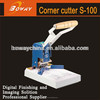 Boway service S-100 manual mini business card die cutting machine