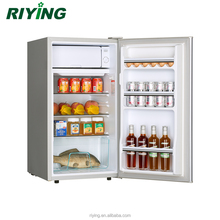 90Liter Single Door Fridge Compact Refrigerator for Hotel Home BC-90