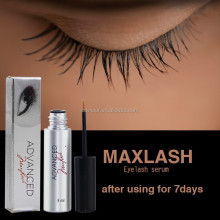 MAXLASH Natural Eyelash Growth Serum (silicone eye pad)
