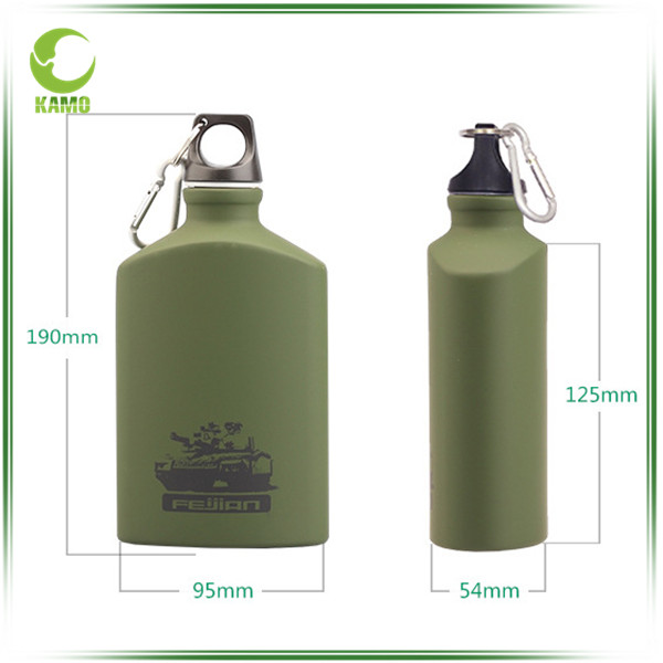 aluminum sports travel military water bottle wholesales aluminum bottle