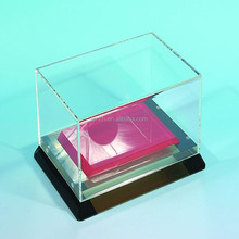 China Manufactures Hot Sale Acrylic Jewelry Display Case Lock with Special Design