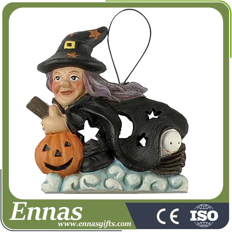 2016 Unique Gifts Witch ornament Halloween Crafts For Kids