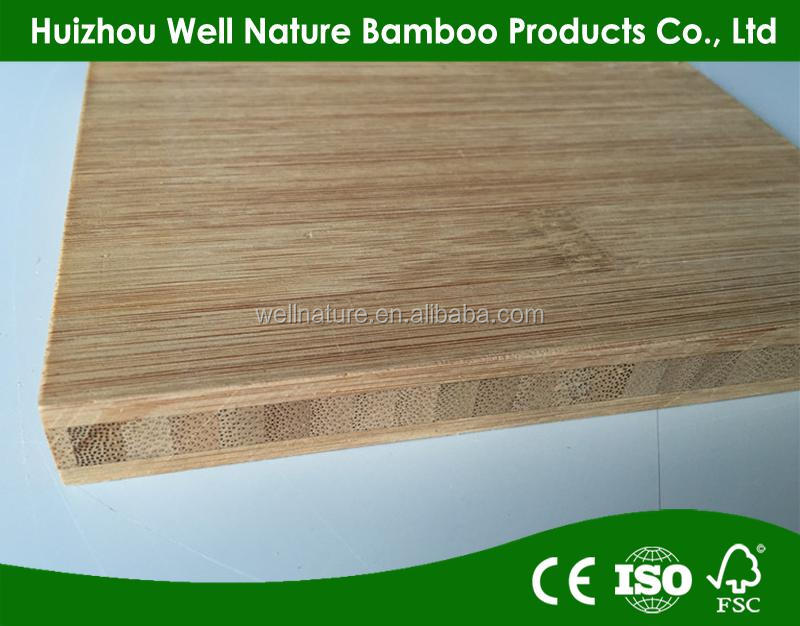 Excellent Quality Furniture Grade Vertical 3 Ply 20mm Bamboo Plywood Sheets