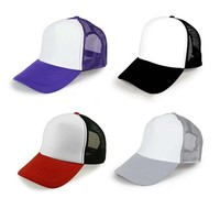 Most Popular OEM Custom Sublimation Trucker Cap