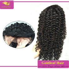 trend of fashion 12 inch curly human hair full lace wig 12 inch brazilian human hair jerry curly full lace wig