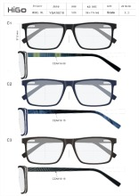 Higo Optical New Design Eyewear Frame Glasses, Optical Frames Manufacturers In China