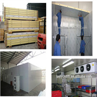 fresh chilled seafood refrigerated cold storage containers