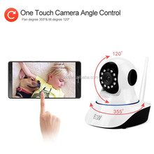 720p night vision wireless high quality security cameras system with micro sd