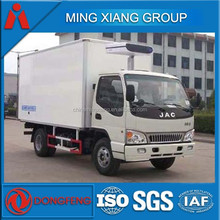 refrigerated freezer cargo van truck