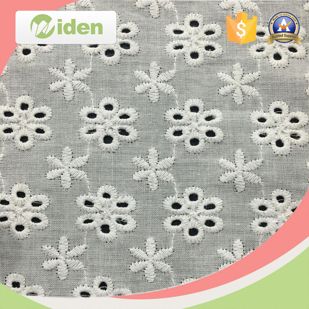 100% Cotton Embroidery Polish Lace