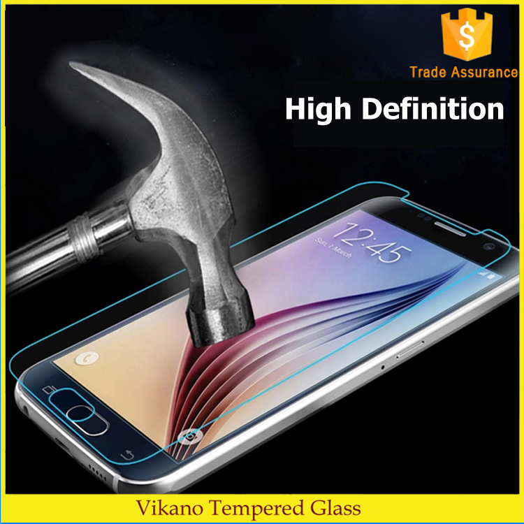 Round Edge Anti Glare Tempered Glass Membrane Screen Protector For Microsoft Nokia Lumia 640