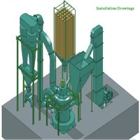 calcium carbonate grinding mill, sand/ slag/ limestone mill grinding price
