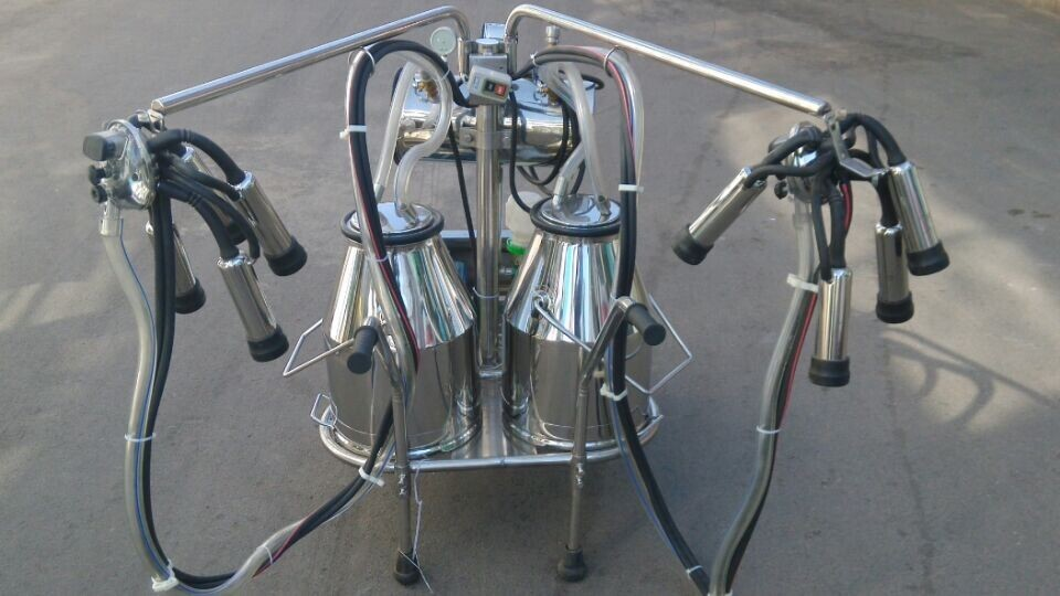 Trolley Milking Machine For man Cheap Price
