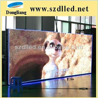 Promotion!!Shenzhen good led p10 outdoor 1r1g1b full color currency bank exchange rate led display