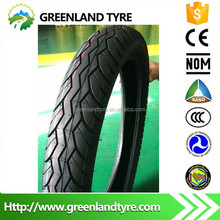 Venezuela Market Motorcycle Tubeless Tyres 3.00 - 18 OWN FACTORY with DOT ISO CCC