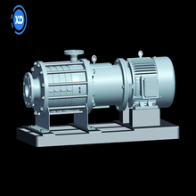 heavy fuel oil transfer multi-stage magnetic pump