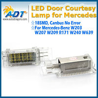 Canbus LED Door Courtesy Light for Benz W203 W207 W209 W240