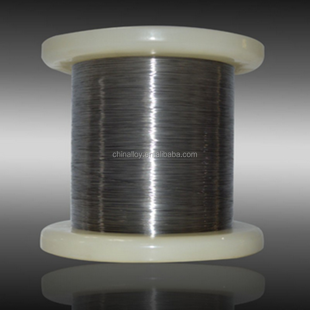 Cost effective FeCrAl (0Cr21Al6Nb) electrical resistance wire