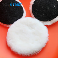 2014 natural 3 wool buffing pads